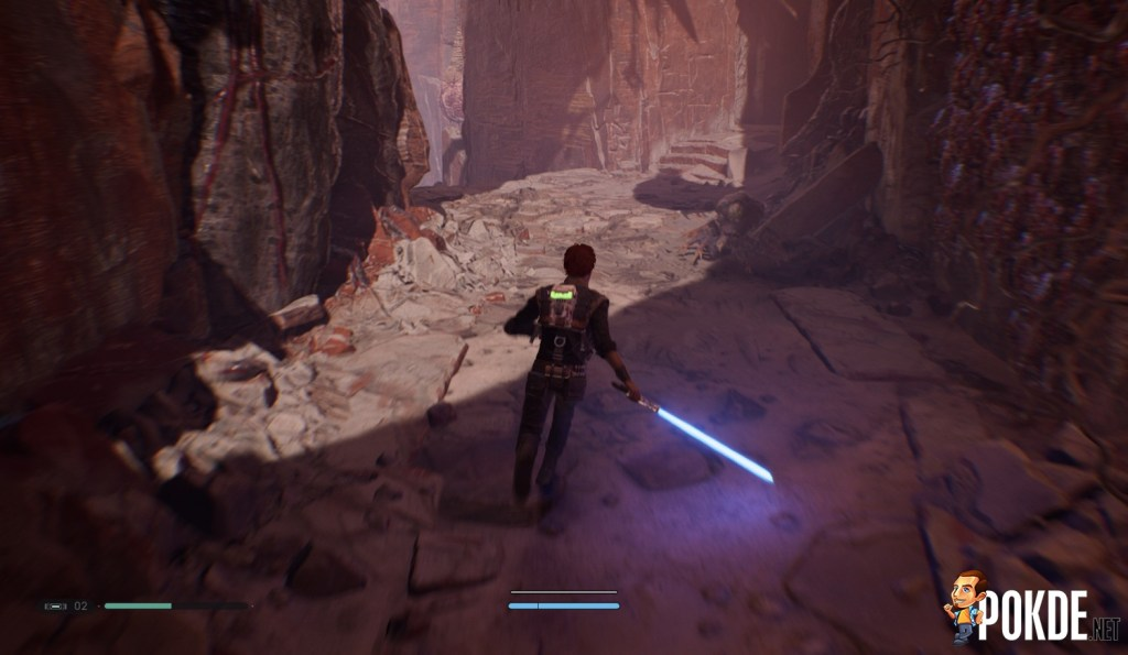 How to Unlock the Double Bladed Lightsaber Early in Star Wars Jedi: Fallen Order 24