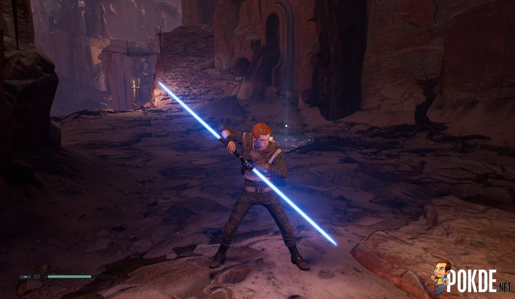 How to Unlock the Double Bladed Lightsaber Early in Star Wars Jedi: Fallen Order 26