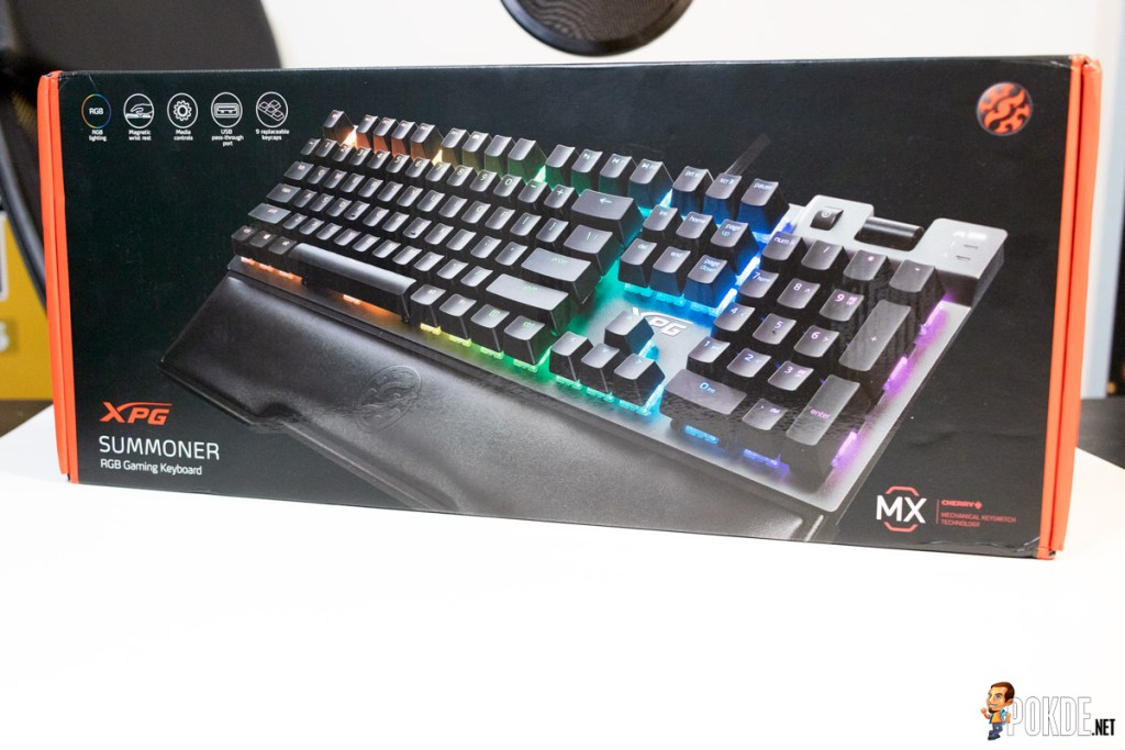 XPG SUMMONER Gaming Keyboard Review — Close To Full Satisfaction 23