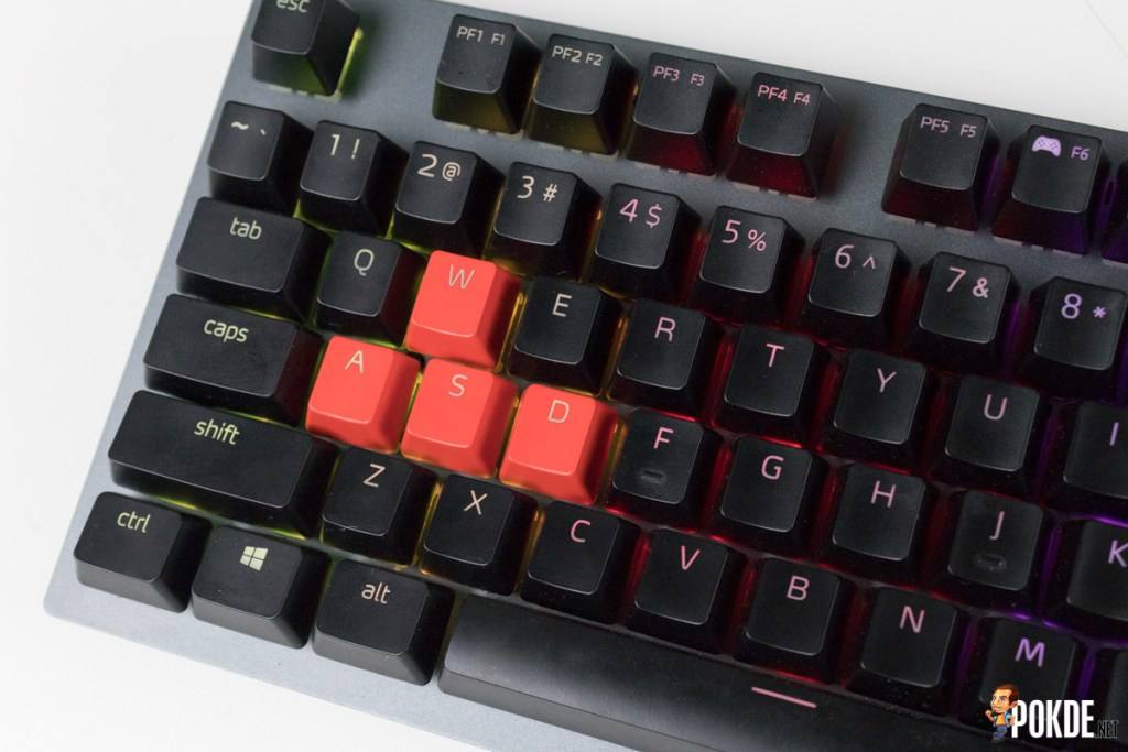 XPG SUMMONER Gaming Keyboard Review — Close To Full Satisfaction 32