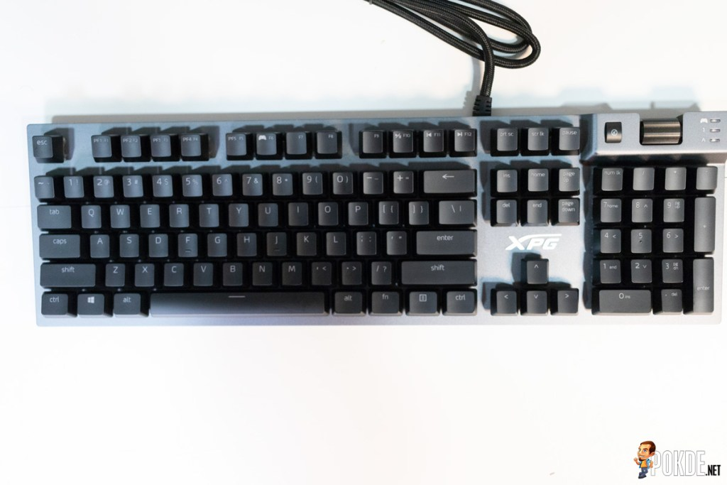 XPG SUMMONER Gaming Keyboard Review — Close To Full Satisfaction 25