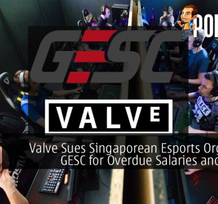 Valve Sues Singaporean Esports Organizer GESC for Overdue Salaries and Prizes