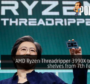 CES 2020: AMD Ryzen Threadripper 3990X to be on shelves from 7th February 27