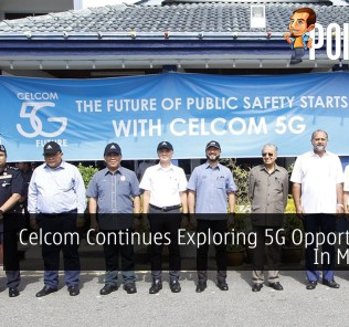 Celcom Continues Exploring 5G Opportunities In Malaysia 33