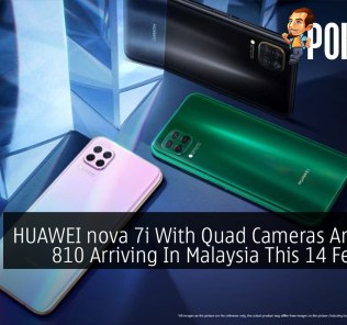 HUAWEI nova 7i With Quad Cameras And Kirin 810 Arriving In Malaysia This 14 February 27