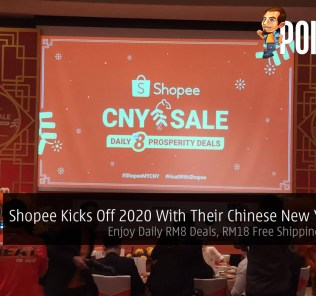 Shopee Kicks Off 2020 With Their Chinese New Year Sale — Enjoy Daily RM8 Deals, RM18 Free Shipping And More 27