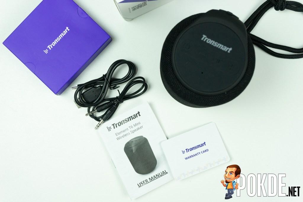 Tronsmart Element T6 Mini Review — Small, Portable, Yet Surprisingly Loud