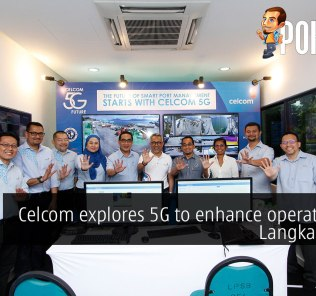 celcom 5g operations langkawi port