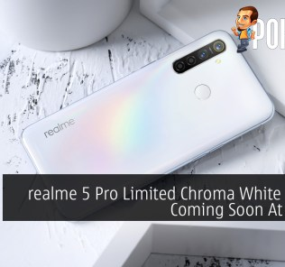 realme 5 Pro Limited Chroma White Edition Coming Soon At RM999 26