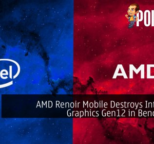 AMD Renoir Mobile Destroys Intel UHD Graphics Gen12 in Benchmark