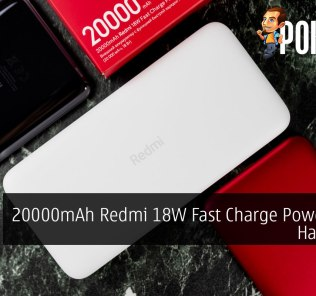 20000mAh Redmi 18W Fast Charge Power Bank Hands-On 36