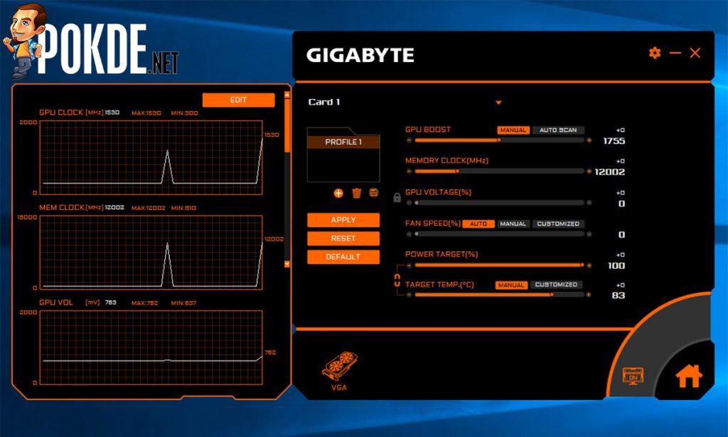 GIGABYTE GeForce GTX 1650 SUPER WINDFORCE OC Review 23