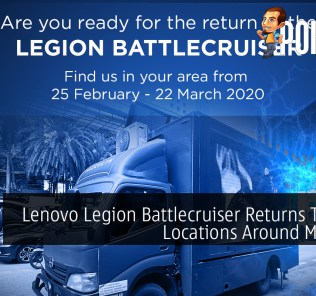 Lenovo Legion Battlecruiser Returns To More Locations Around Malaysia 30