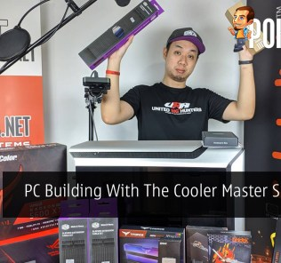 PokdeLIVE 50 — PC Building With The Cooler Master SL600M! 35