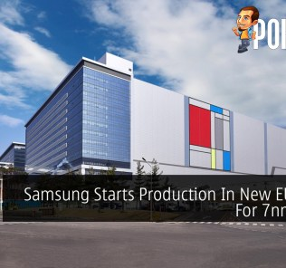 Samsung Starts Production In New EUV Line For 7nm Chips 30