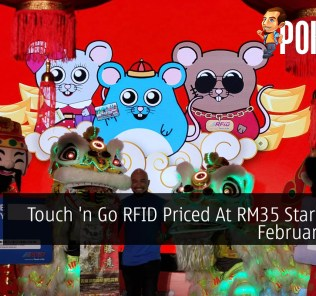 Touch 'n Go RFID Priced At RM35 Starting 15 February 2020 24