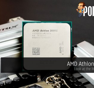 AMD Athlon 3000G Review 64