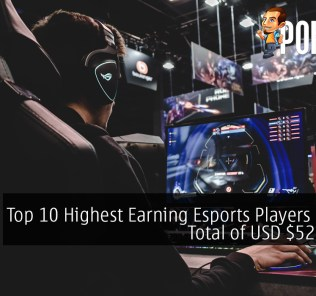 Top 10 Highest Earning Esports Players Made a Total of USD $52 Million 27