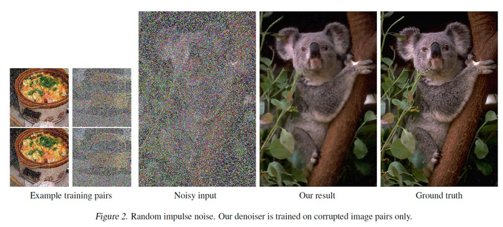 NVIDIA trained an AI to remove noise and watermarks from photos 18
