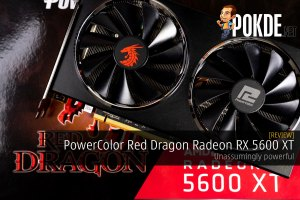PowerColor Red Dragon Radeon RX 5600 XT Review — unassumingly powerful 39