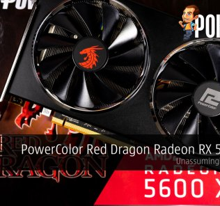 PowerColor Red Dragon Radeon RX 5600 XT Review — unassumingly powerful 45