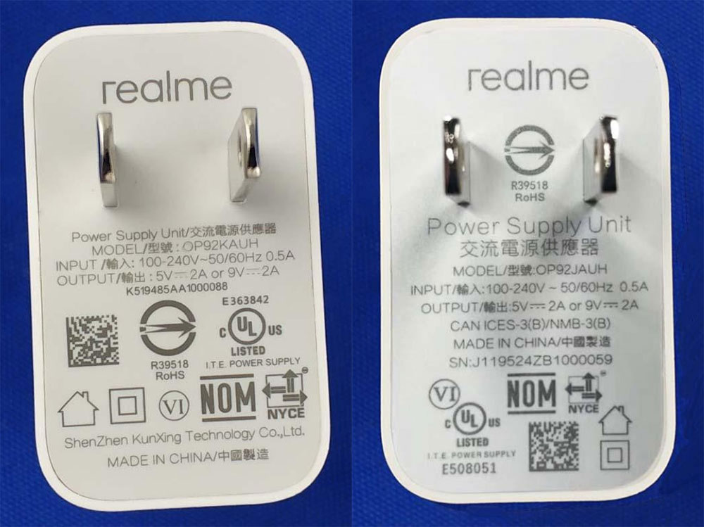 realme 6i leaks appear online with USB-C and fast charging 25