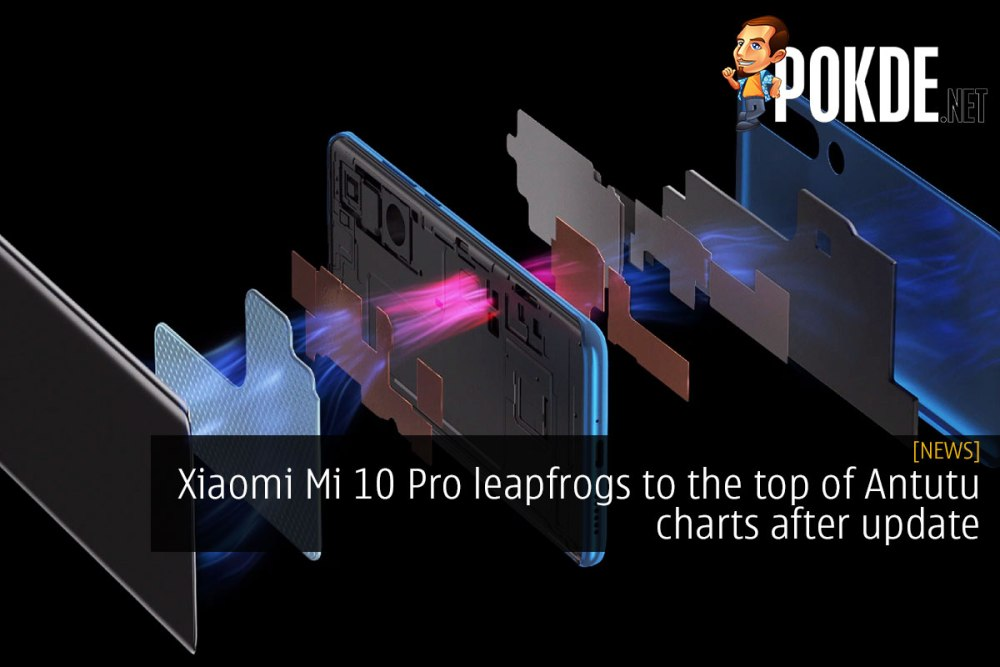 Xiaomi Mi 10 Pro leapfrogs to the top of Antutu charts after update 22