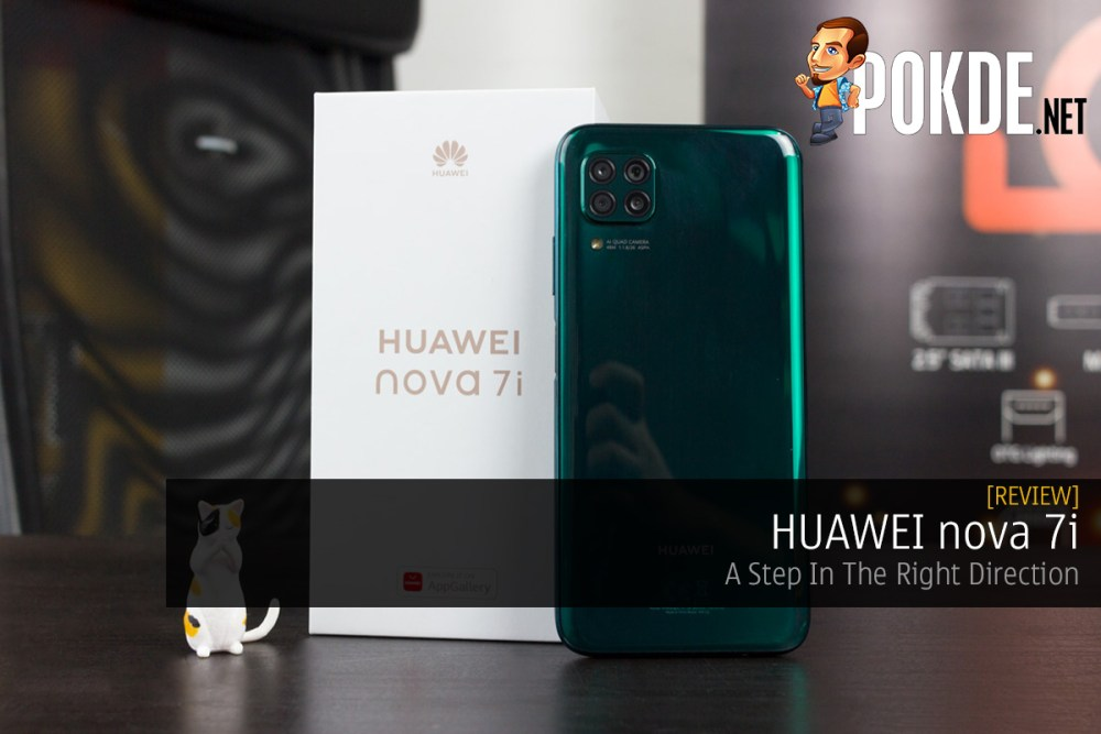 HUAWEI nova 7i Review — A Step In The Right Direction 34