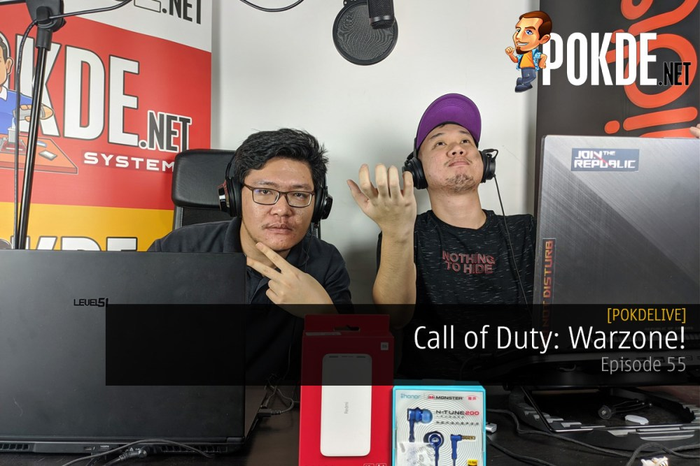 PokdeLIVE 55 — Call of Duty: Warzone! 34
