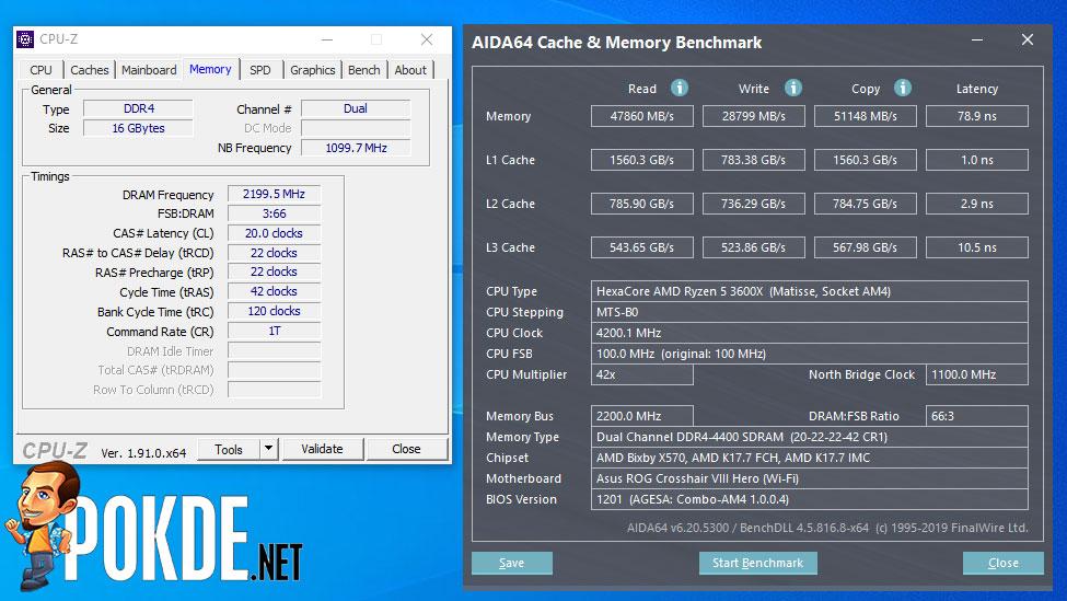 T-FORCE XTREEM ARGB 4400 MHz CL20