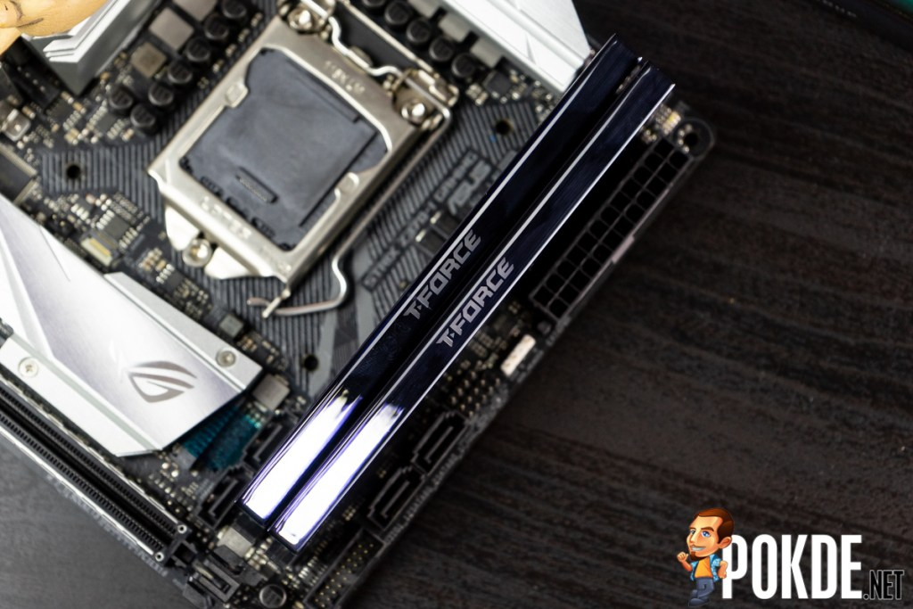 TEAMGROUP T-Force Xtreem ARGB DDR4-3600 CL14 Memory Review — beautiful form and function 40