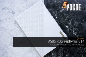 ASUS ROG Zephyrus G14 Review — a truly revolutionary gaming laptop 26