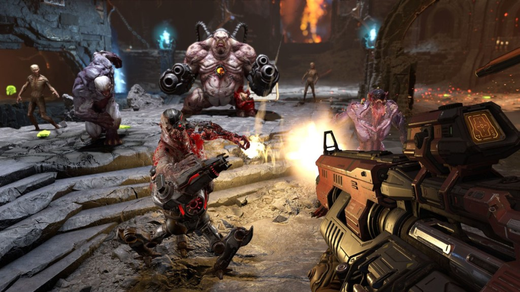 Game Programmer Says DOOM Eternal Can Reach Up To 1000 FPS 22