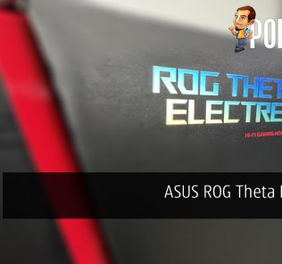 ASUS ROG Theta Electret Gaming Headset Review