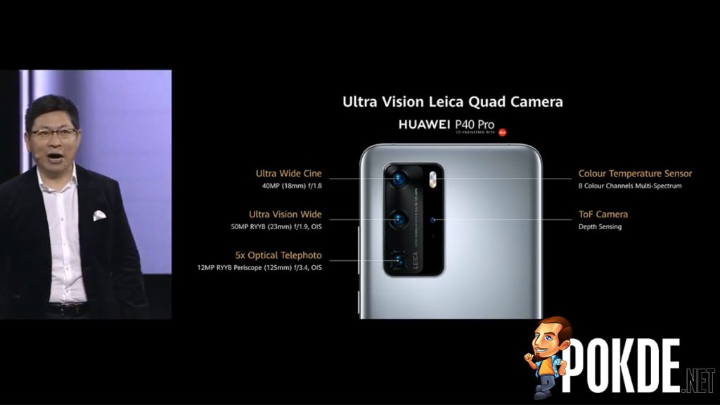 Here's all you need to know about the HUAWEI P40, P40 Pro and P40 Pro+ 26