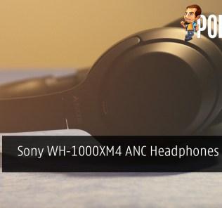 Sony WH-1000XM4 ANC Headphones Leaked