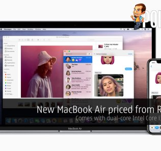 New MacBook Air priced from RM4399 — comes with dual-core Intel Core i3 processor 27