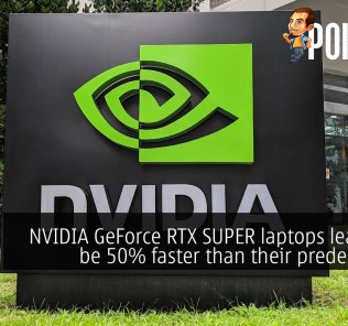 NVIDIA GeForce RTX SUPER laptops leaked to be 50% faster than their predecessors 38
