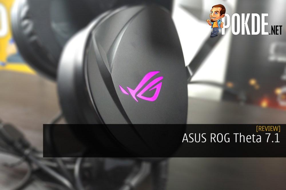 ASUS ROG Theta 7.1 Gaming Headset Review - Gaming Audio Powerhouse