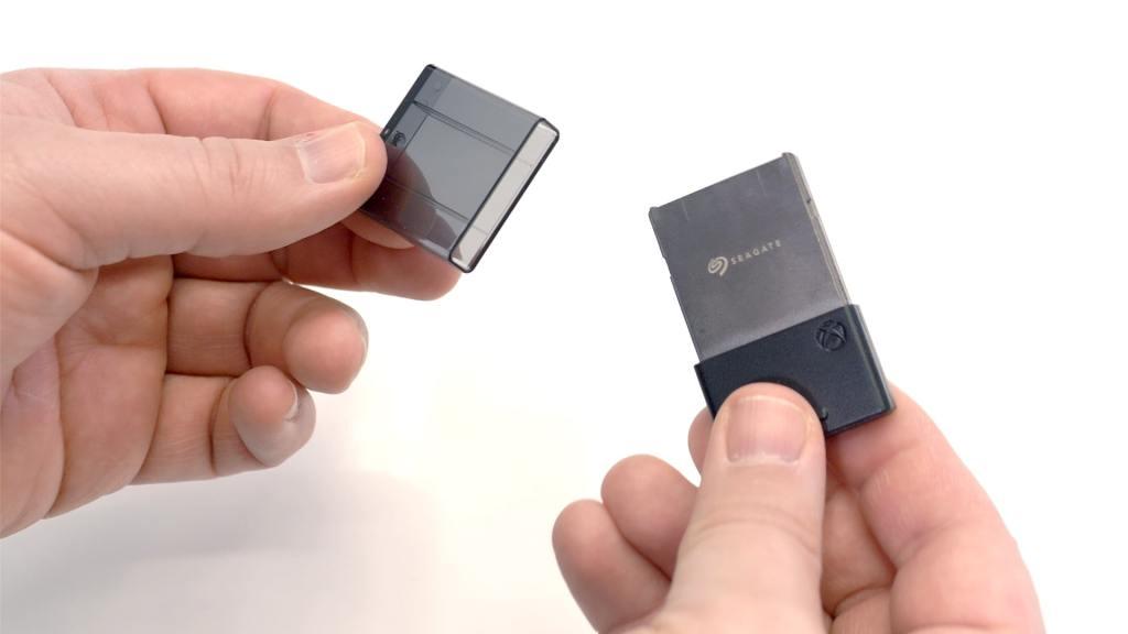 Expansão de memória Xbox Series X