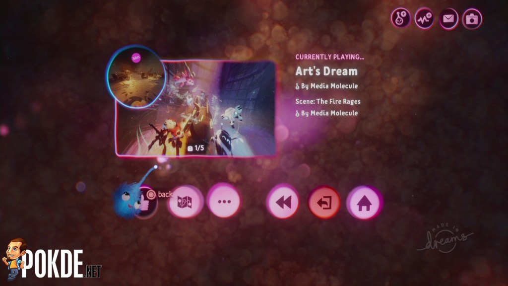 Dreams Universe Review - Truly a Revolutionary Game
