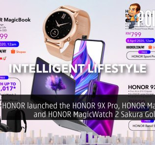 HONOR launched the HONOR 9X Pro, HONOR MagicBook and HONOR MagicWatch 2 Sakura Gold today! 36