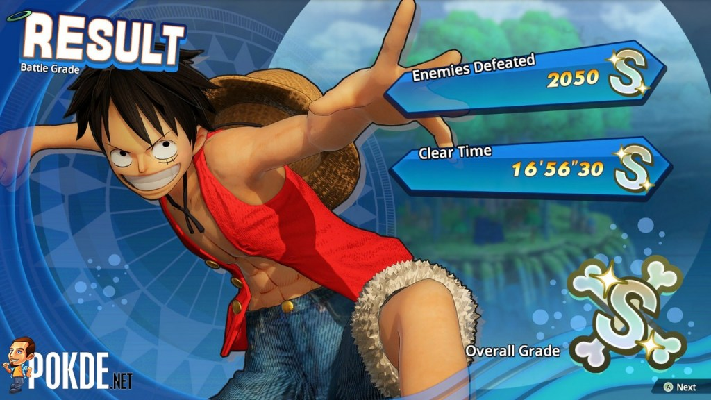 One Piece Pirate Warriors 4 Review - Fun for Fans But Still Repetitive 32