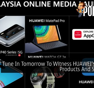 Tune In Tomorrow To Witness HUAWEI's Latest Products And Services 34