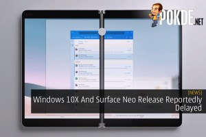 Windows 10X And Surface Neo Release Reportedly Delayed 41