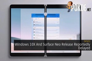 Windows 10X And Surface Neo Release Reportedly Delayed 32