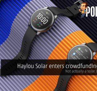 Haylou Solar enters crowdfunding stage — not actually a solar smartwatch 27