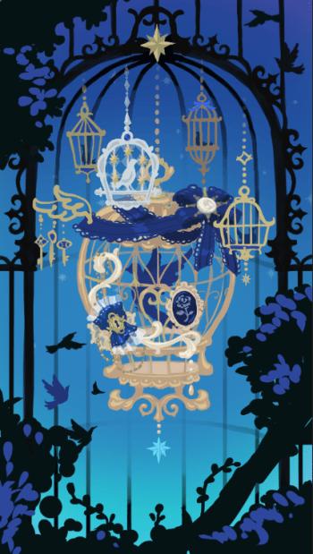 青い鳥コロニーラフ