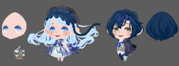 青い鳥ファッションラフ2