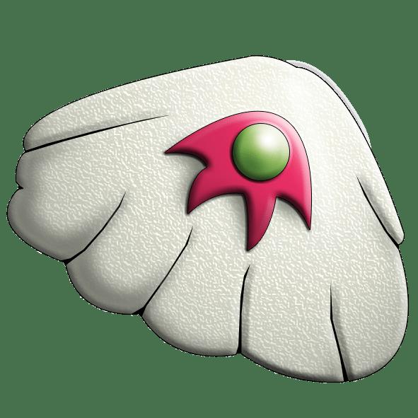 Sea Ruby Badge